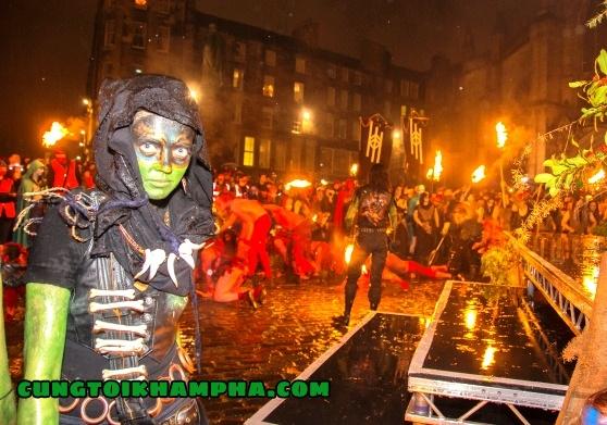 Halloween ở Scotland
