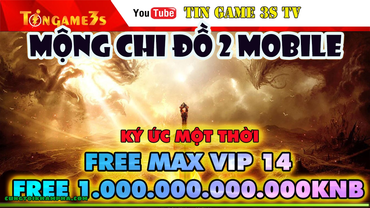 Game Mobile Private| Mộng Chinh Đồ 2D Mobile Free Tool GM Max VIP Max Tỷ Tỷ KNB Android PC|Game Mobile 2020